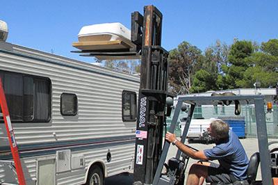 RV AC Repair San Diego