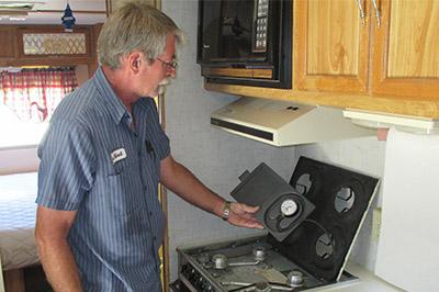 RV Appliance Repair San Diego
