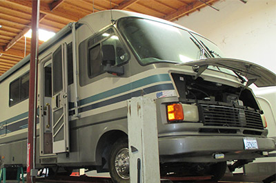 RV Chassis Repair San Diego