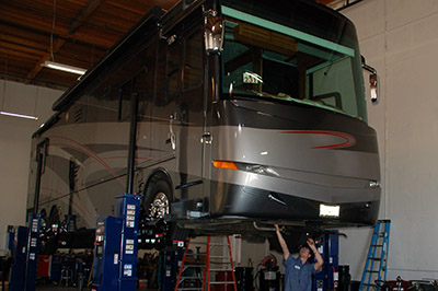 RV Chassis Service San Diego