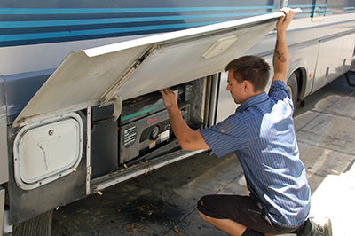 rv generator repair san diego