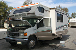 RV Repair San Diego