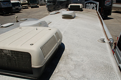 Rv Roof Repair San Diego Rv Roof Replacement Rv