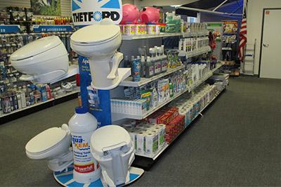 RV Parts San Diego, RV Accessories San Diego