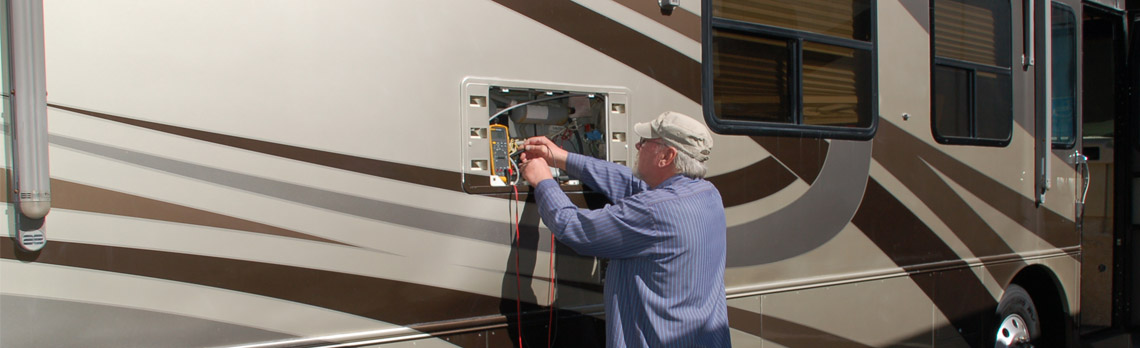 There's Nothing Worse Than Having An Appliance In Your RV Or Travel Trailer Break Down While You're Out On The Road. Ask About Our Appliance Tune Up Special.