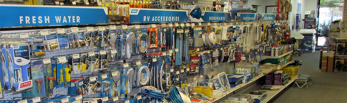 Rv parts san diego rv accessories san diego for Electric motor rebuild shop near me